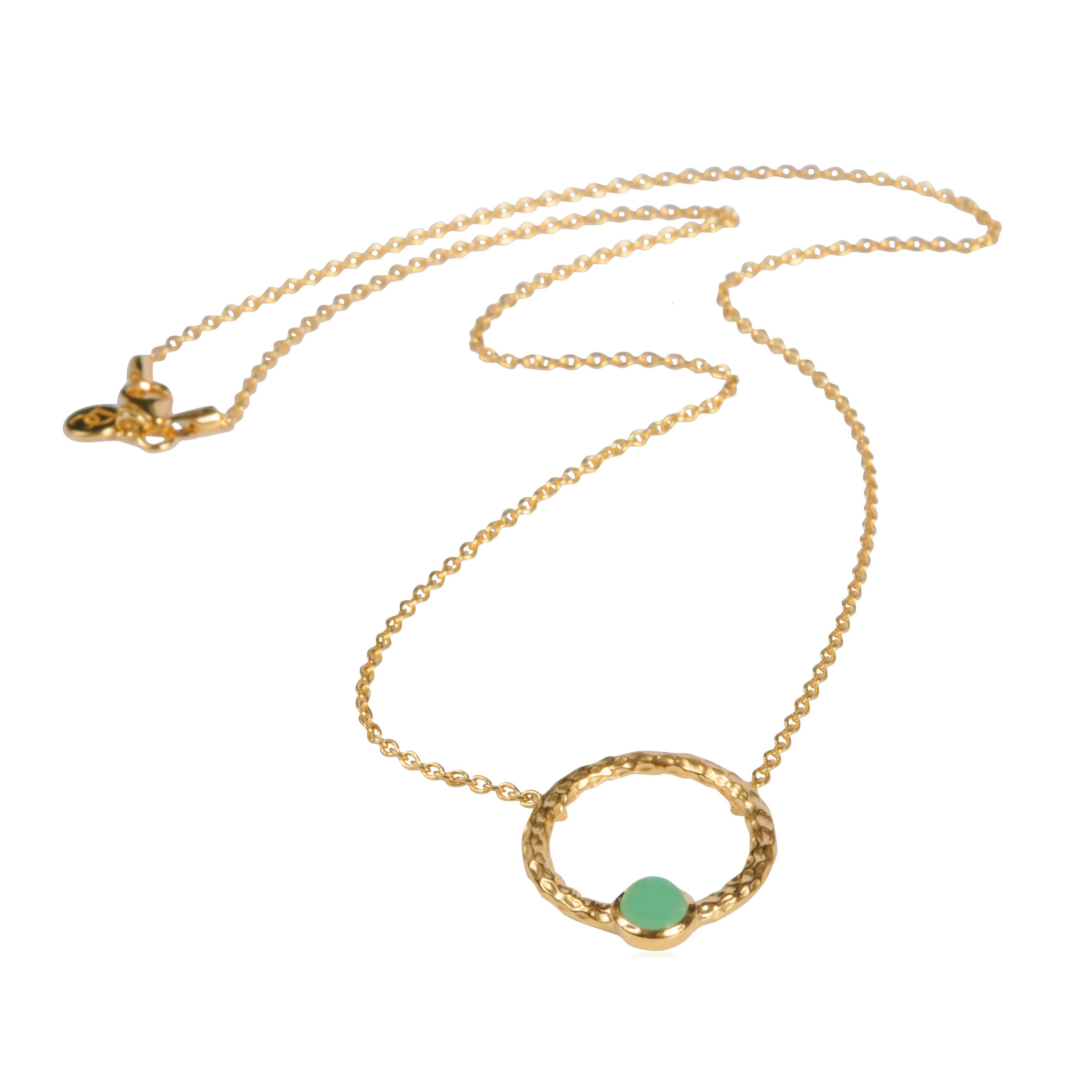 bones chrysoprase necklace shop beach format pangea