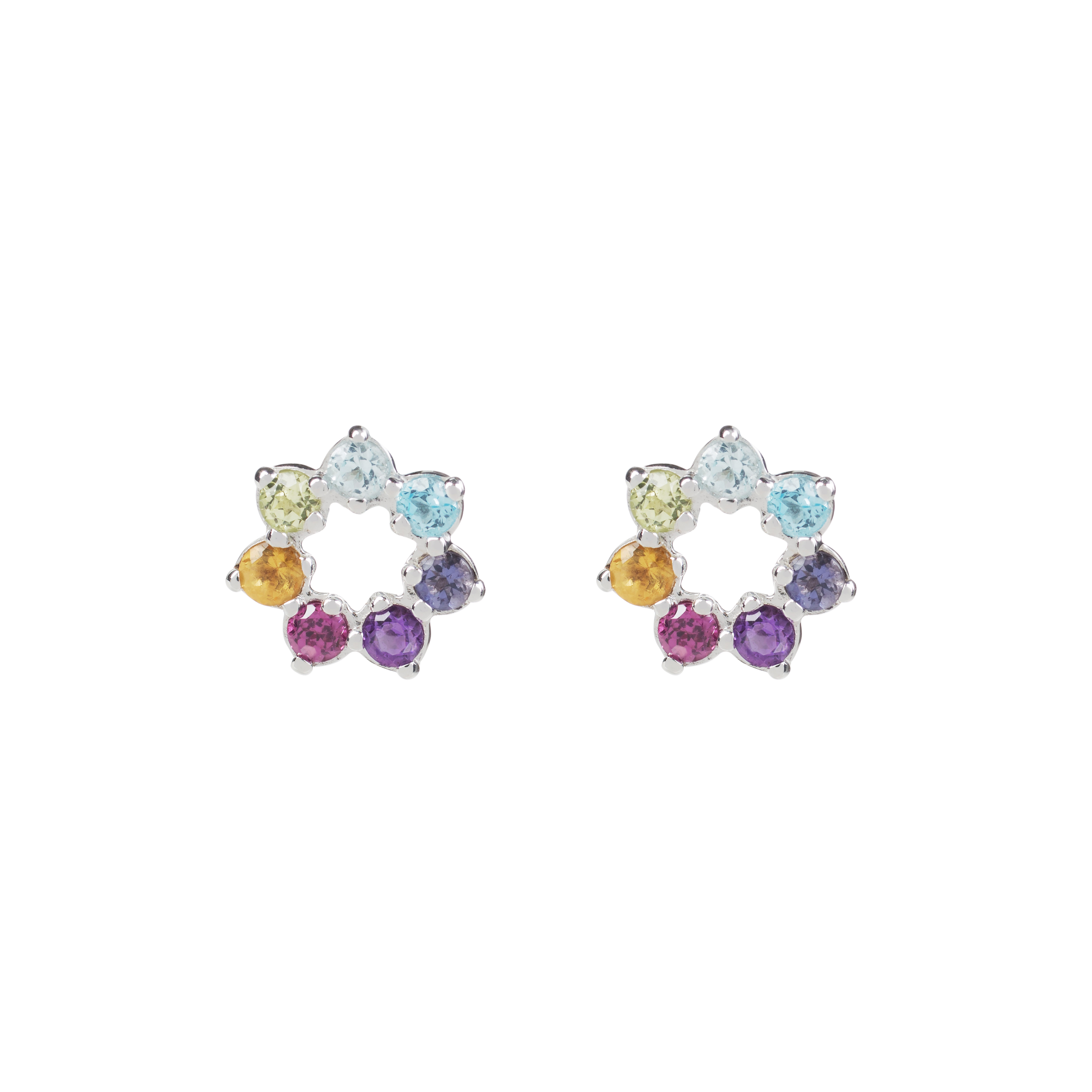moda loading brent earrings multi neale rainbow operandi by large tiered